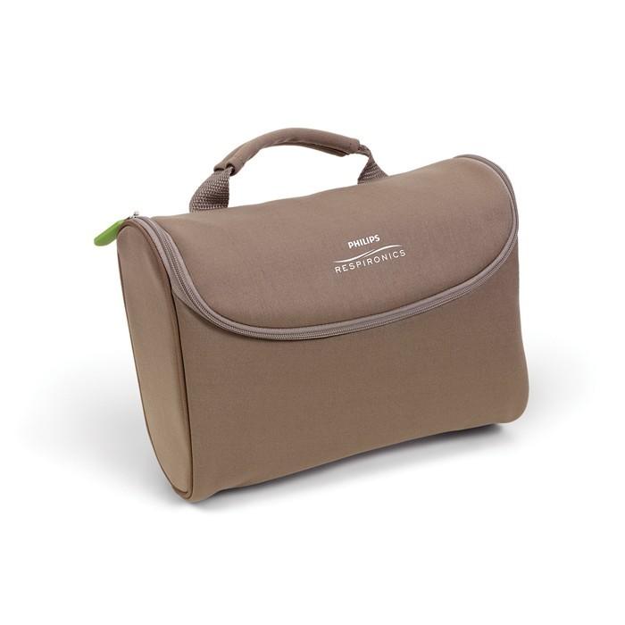 Respironics SimplyGo Mini Accessory Bag (Brown)