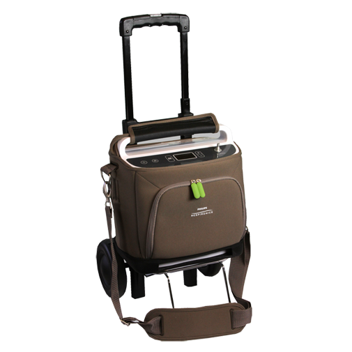 Respironics SimplyGo Travel Cart