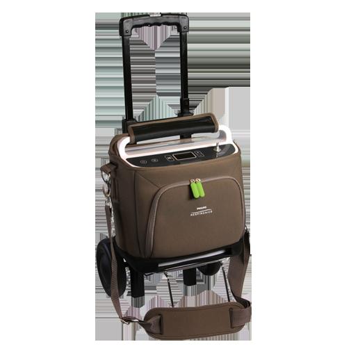 Respironics SimplyGo Travel Cart